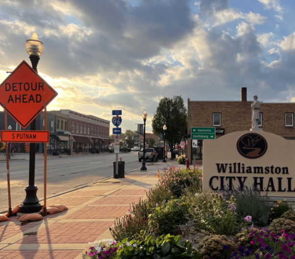 There have been numerous ongoing construction projects causing disruptions for Williamston citizens. Current projects are all scheduled to be wrapped up in October.